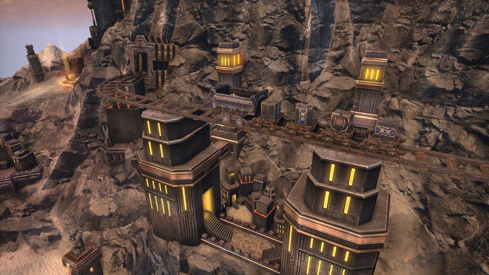 Меч и магия Герои VII map 3