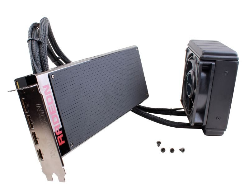 Sapphire Radeon Pro Duo in box