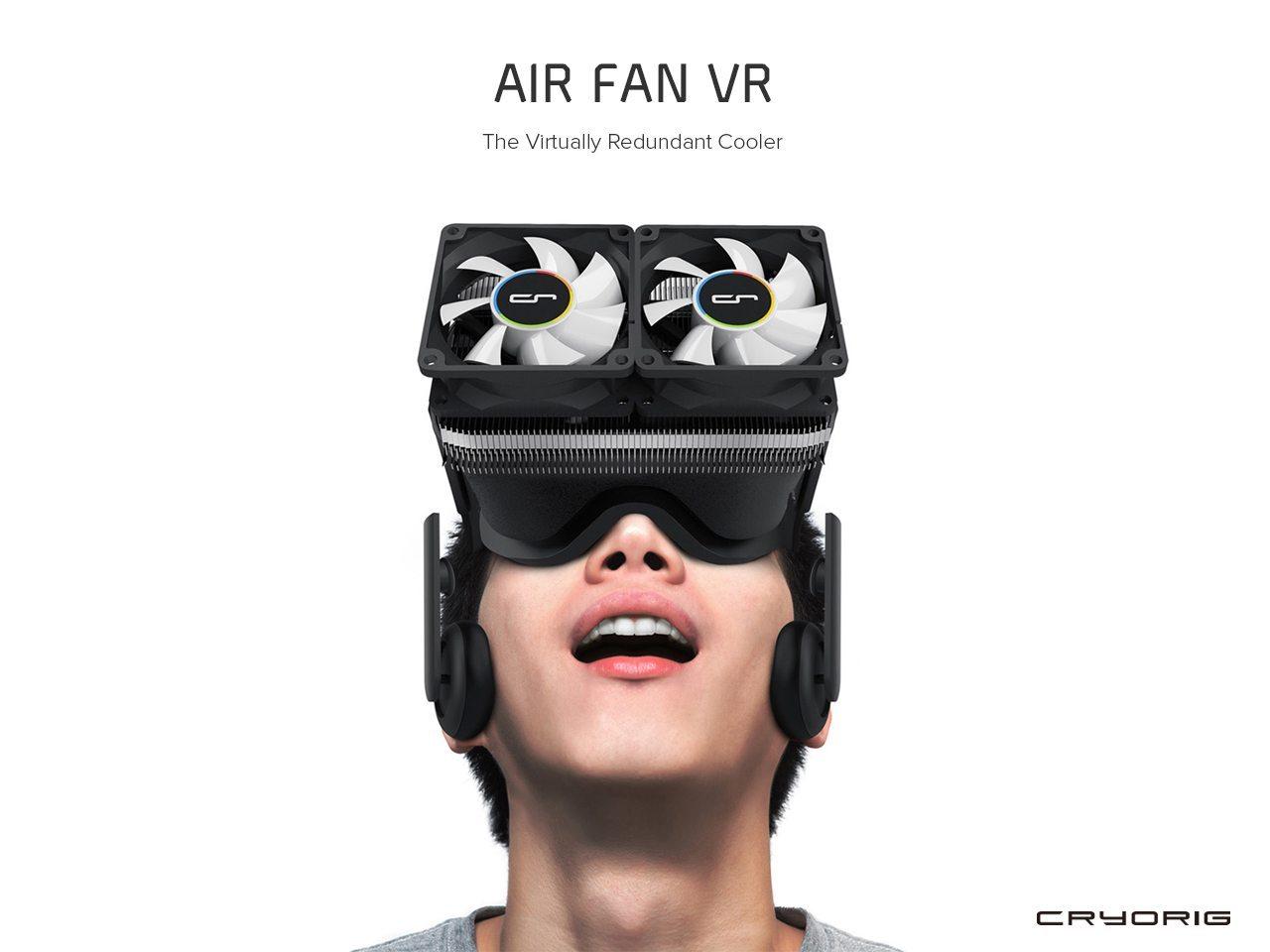 Cryorig Air Fan VR
