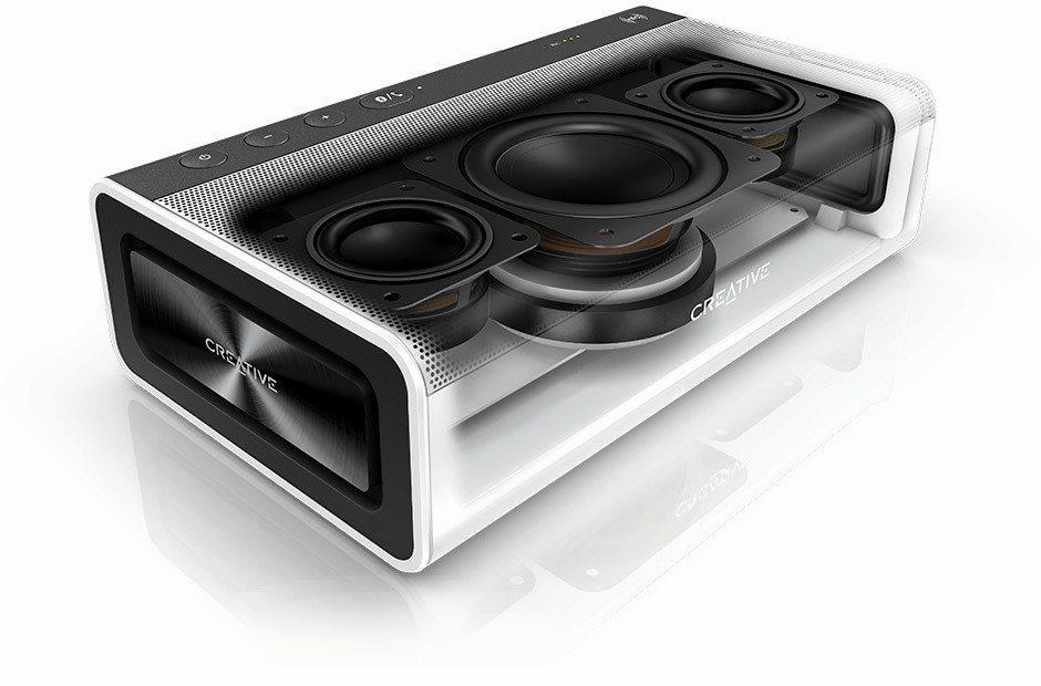 Creative Sound Blaster Roar 2 speakers