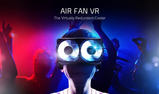 Cryorig Air Fan VR LED