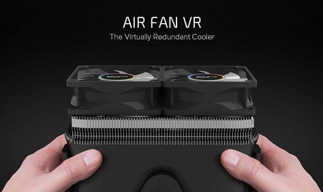 Cryorig Air Fan VR cpu