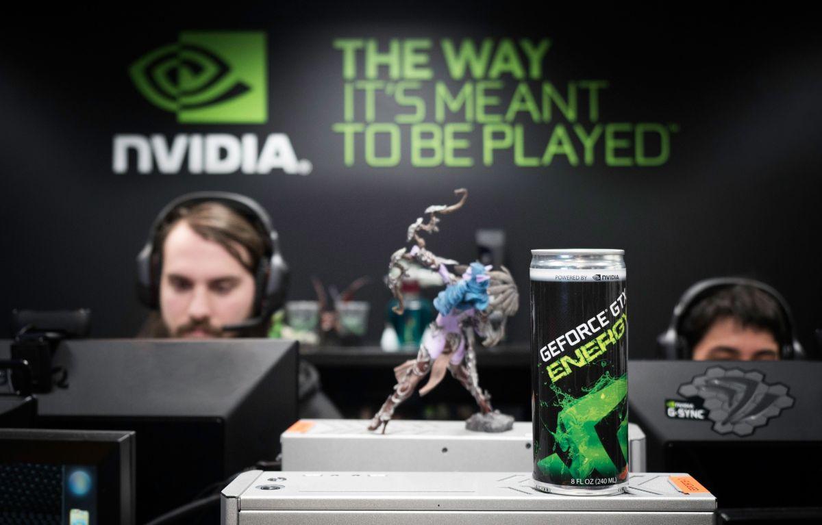GeForce GTX ENERGY