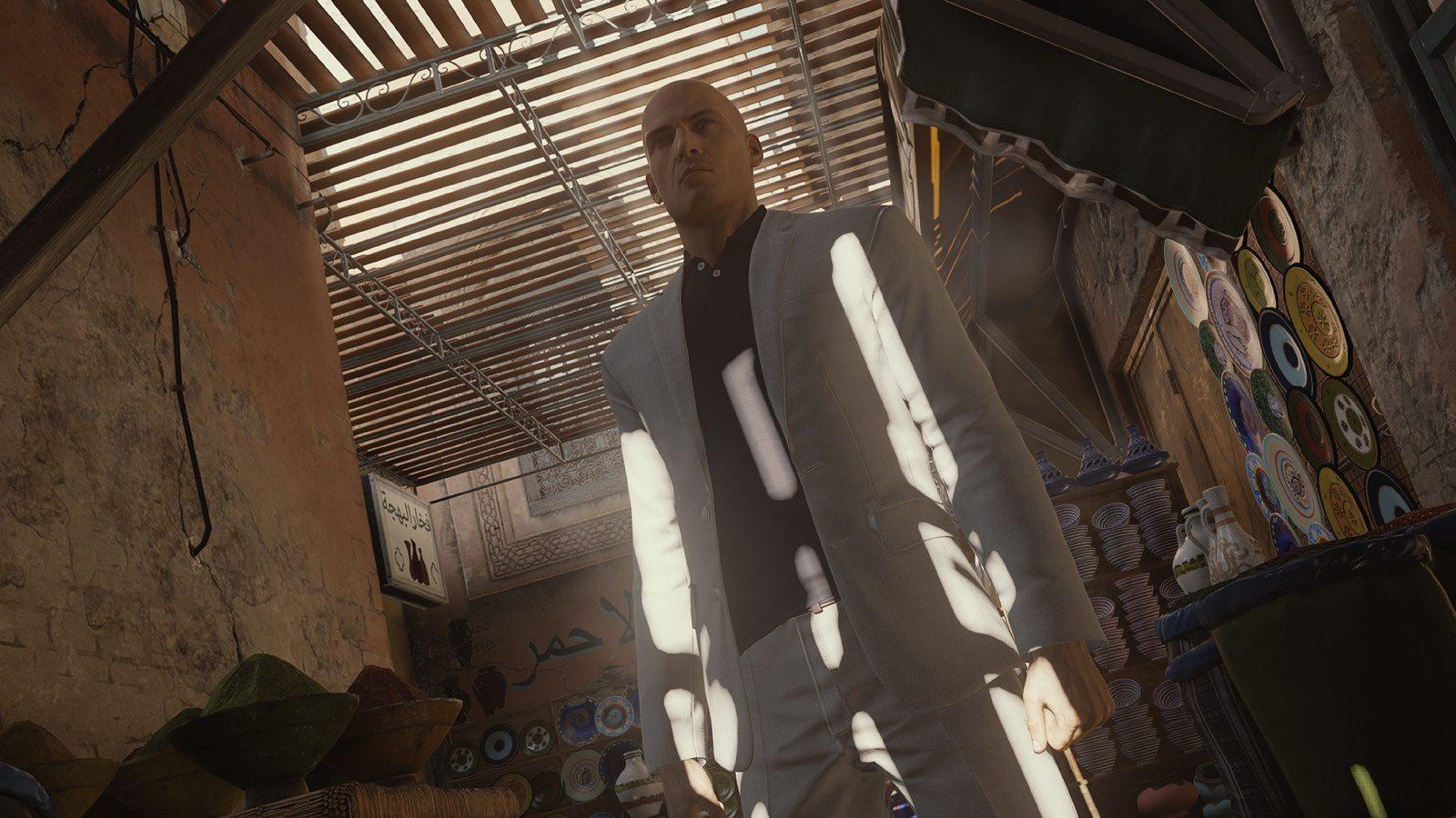Hitman episode 3: Marrakesh выйдет 31 мая