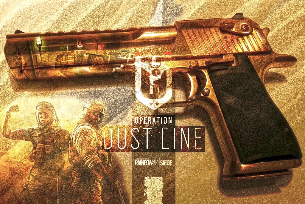 DLC Operation Dust Line