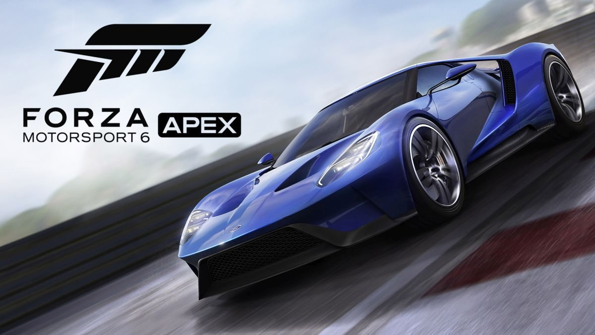 Forza Motorsport 6: Apex beta