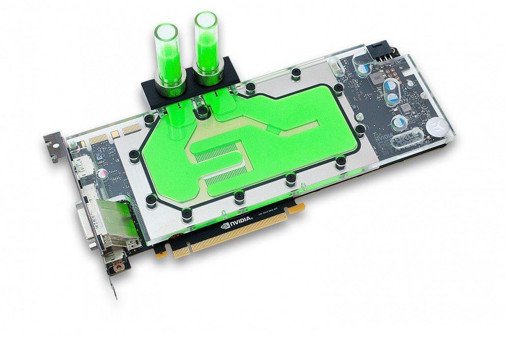 Ватерблок для GeForce GTX 1080