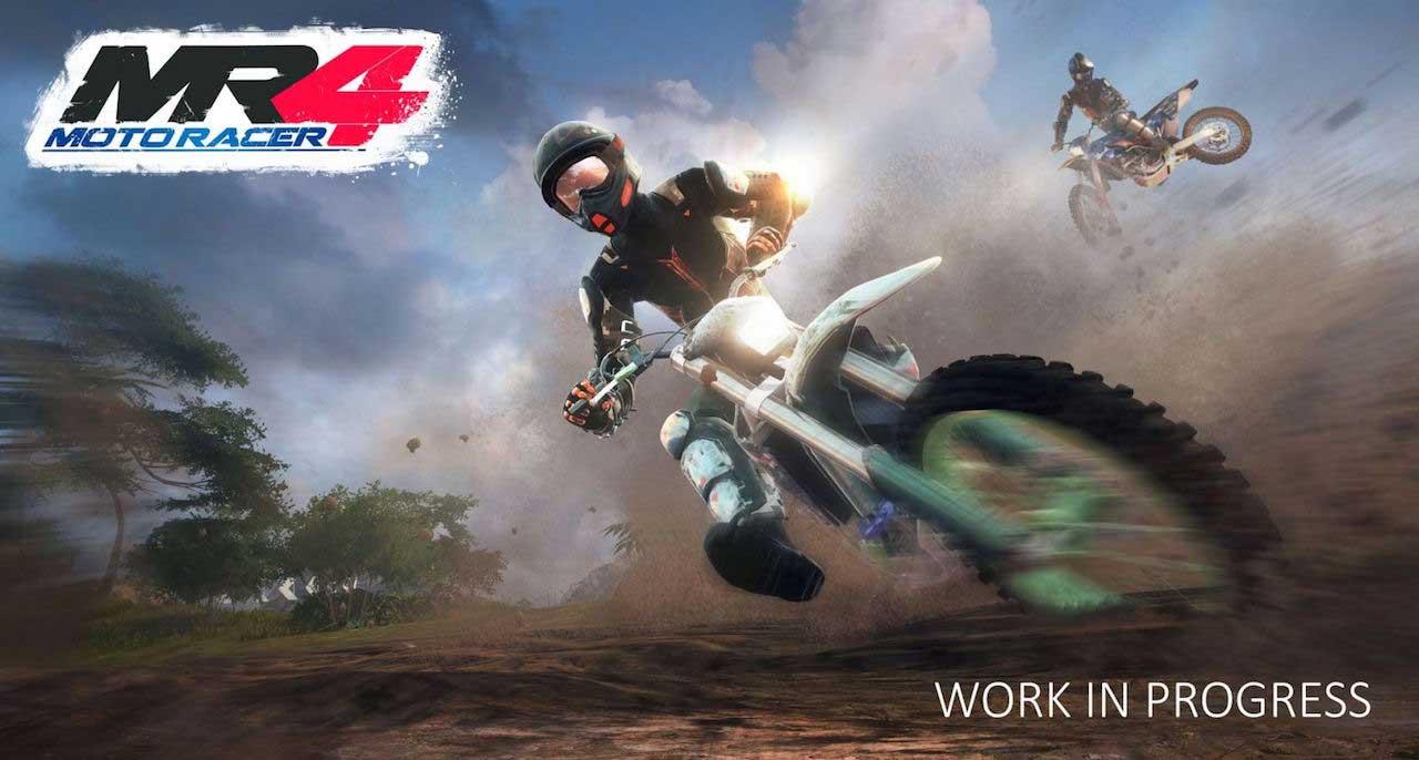 Moto Racer 4 ride