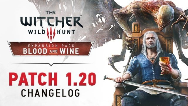 Патч 1.2 для The Witcher 3: Blood and Wine