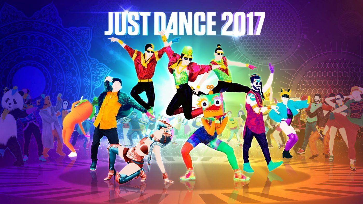 Just Dance 2017 logo