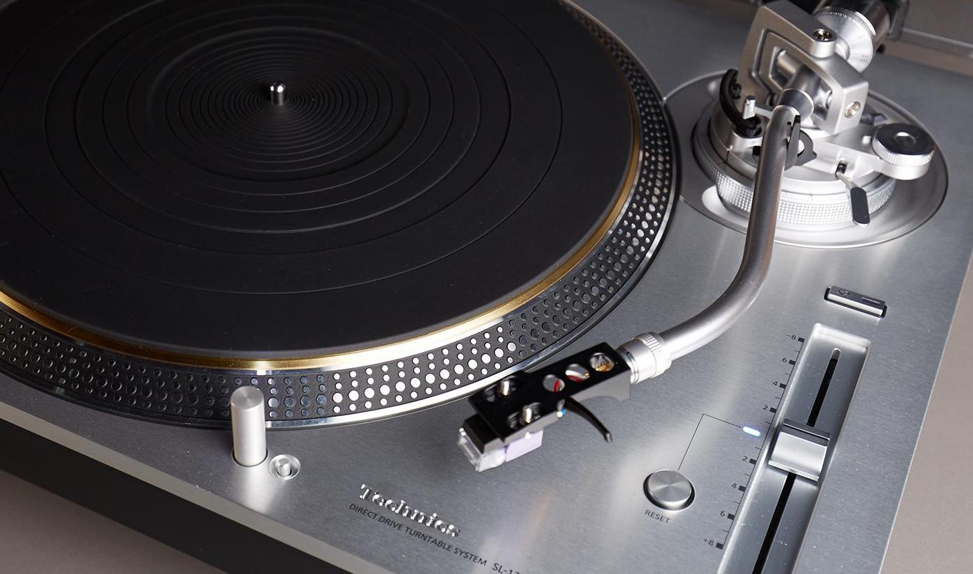 technics vinyl