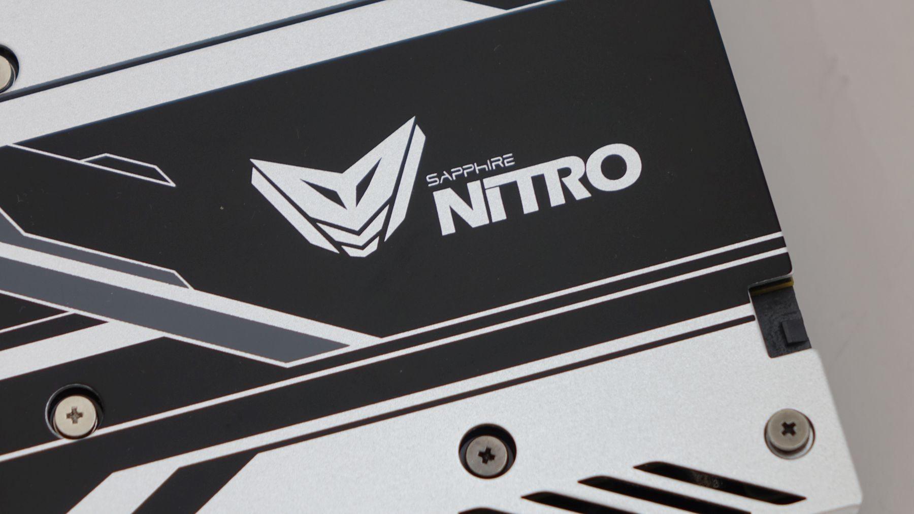 Sapphire Nitro+ Radeon RX 480 label