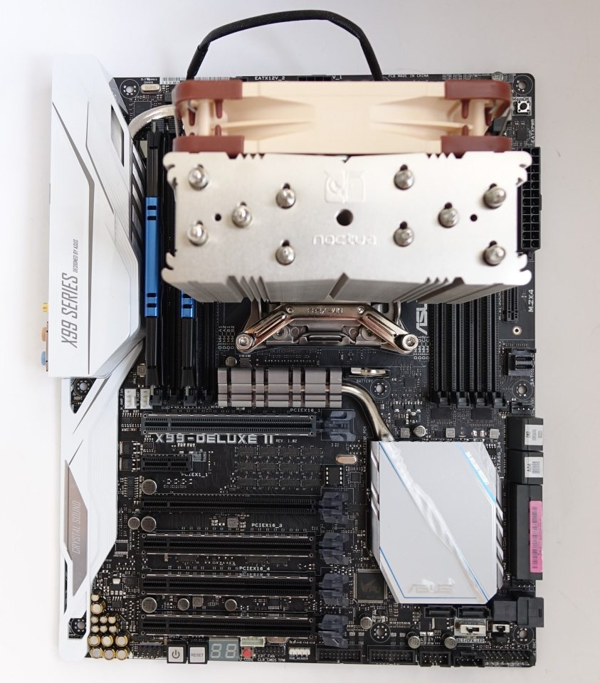 Noctua NH-U12DX i4 on board