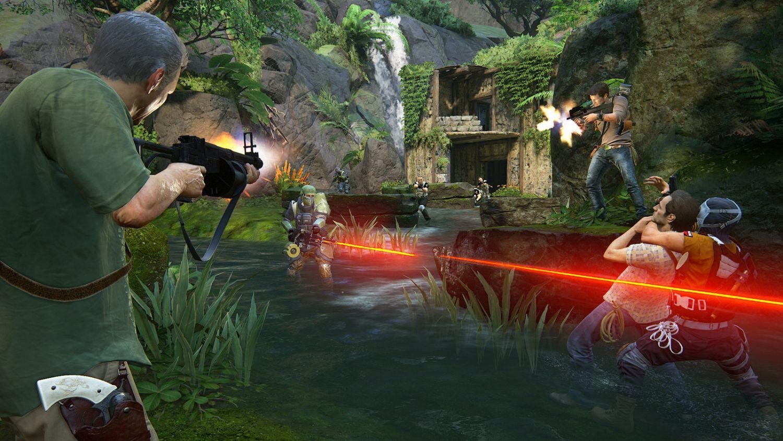 выживание Uncharted 4