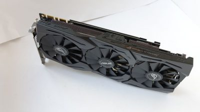 ASUS ROG Strix GeForce GTX 1070 hero