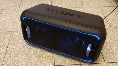 Sony GTK-XB5 подсветка