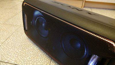 Sony GTK-XB5 динамики