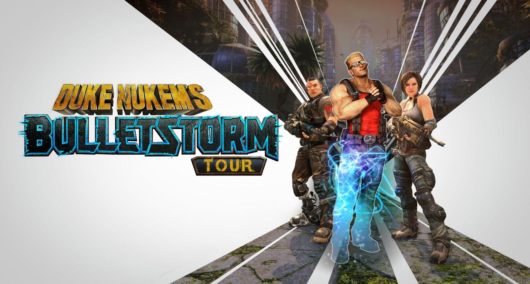 Duke Nukem Bulletstorm Tour DLC