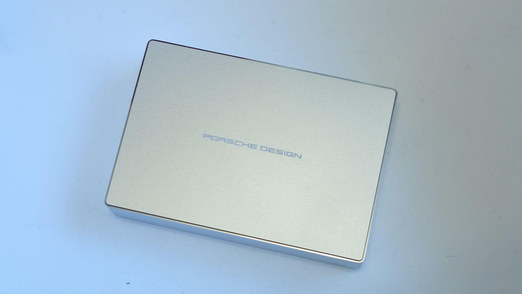 LaCie Porsche Design Desktop Drive