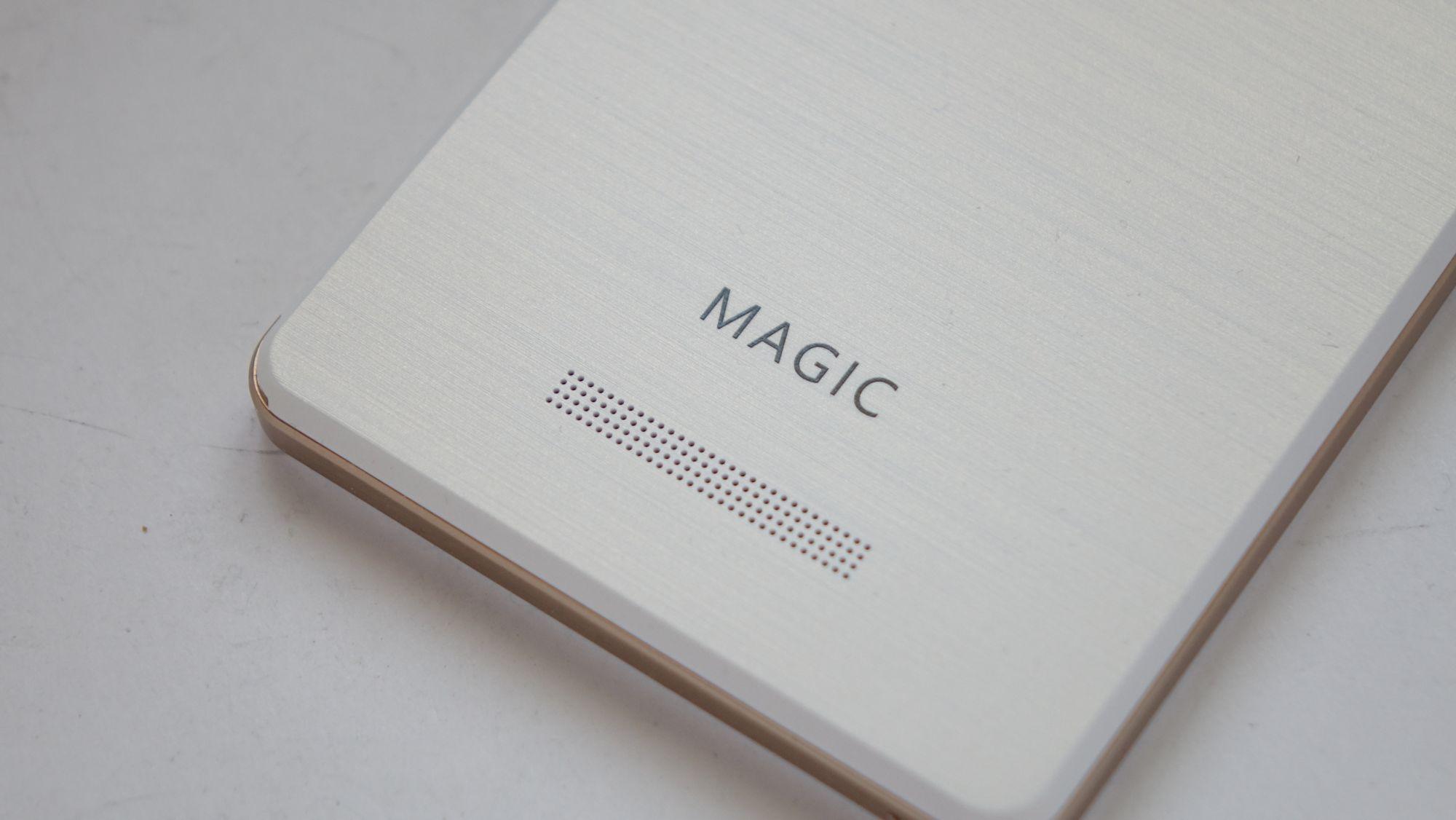 BQ Magic лого