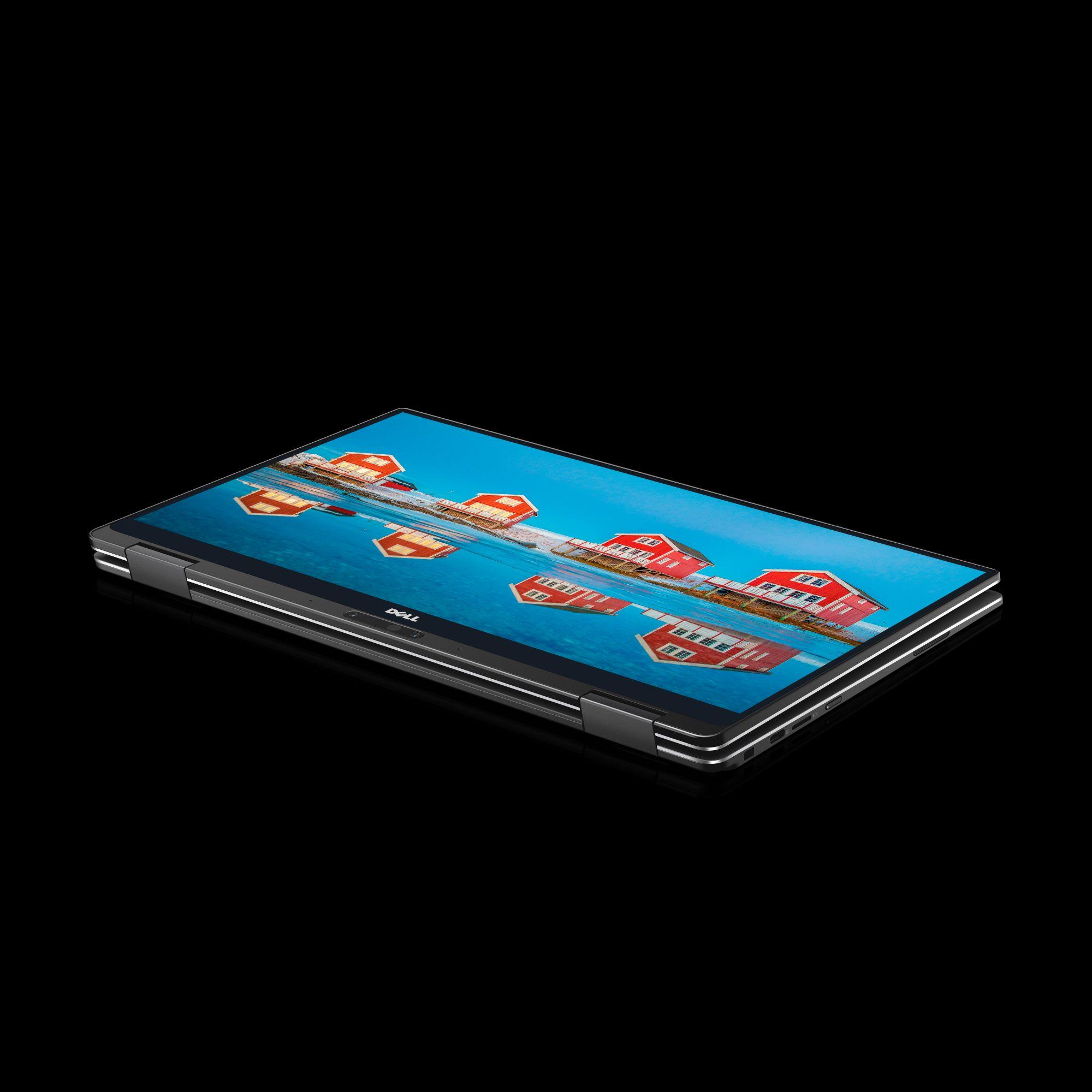 Ноутбук Dell XPS 15 9560-8968 (Intel Core i7-7700HQ 2.8 GHz/16384Mb/512Gb SSD/nVidia GeForce GTX 1050 4096Mb/Wi-Fi/Bluetooth/Cam/15.6/3840x2160/Touchscreen/Windows 10 64-bit)