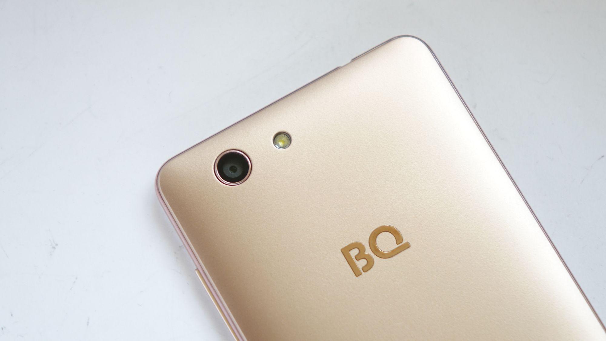 BQ Element камера