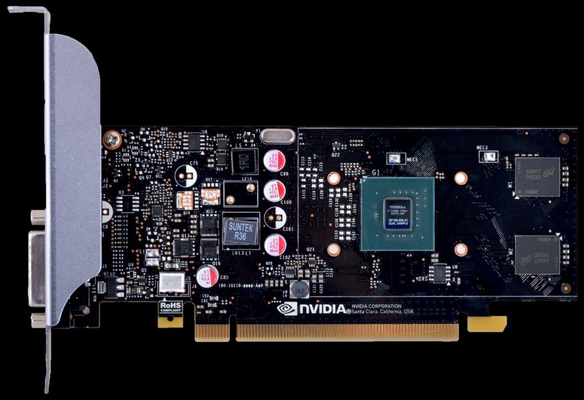 INNO3D GeForce GT 1030 PCB