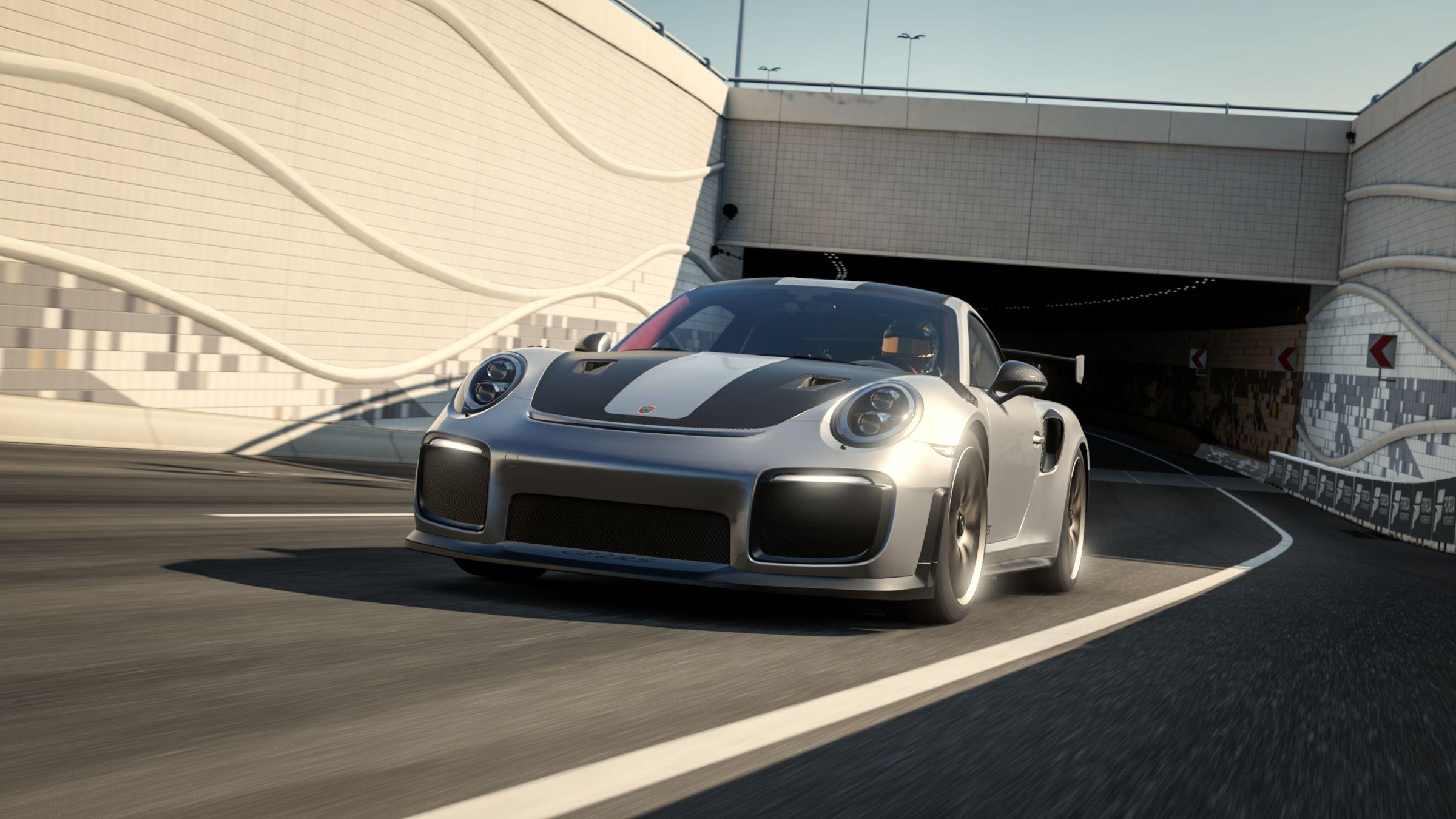 Forza Motorsport 7 Porsche GT2 RS 4K Front