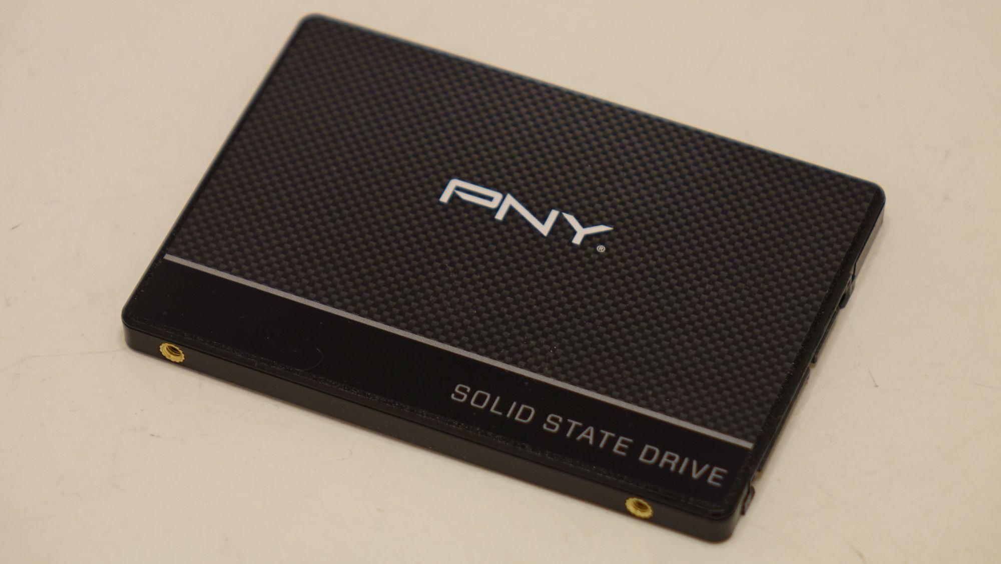 твердотельного накопителя PNY CS900 240 Гбайт