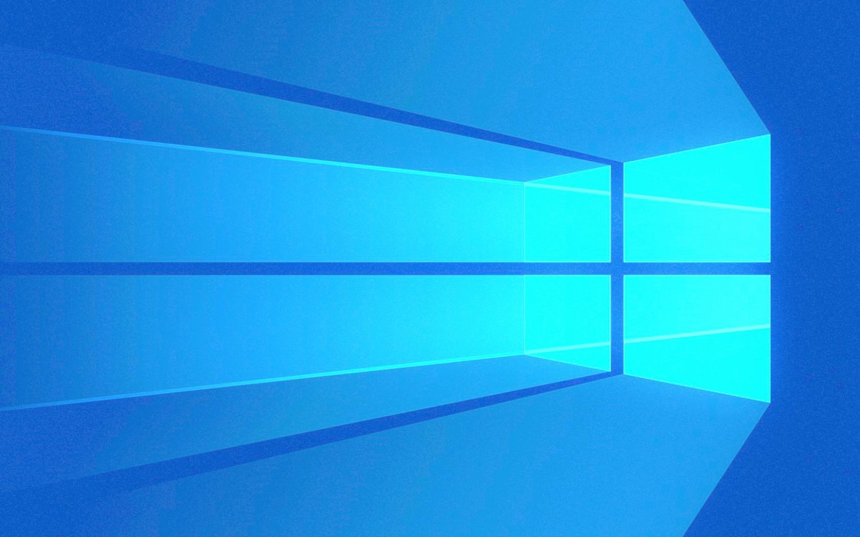 blue-windows-10-logo-wallpaper-1680x1050