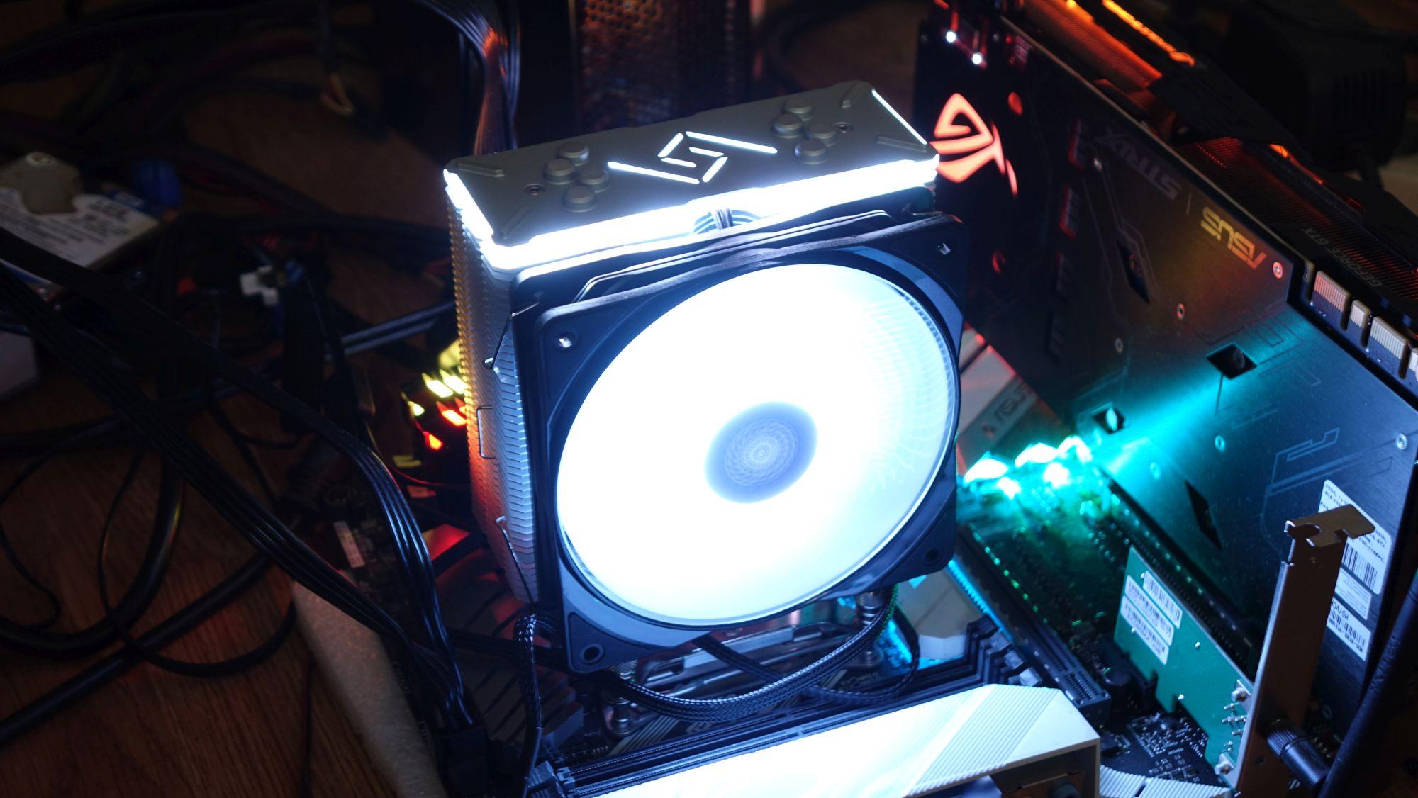 Deepcool GAMMAXX GT белый
