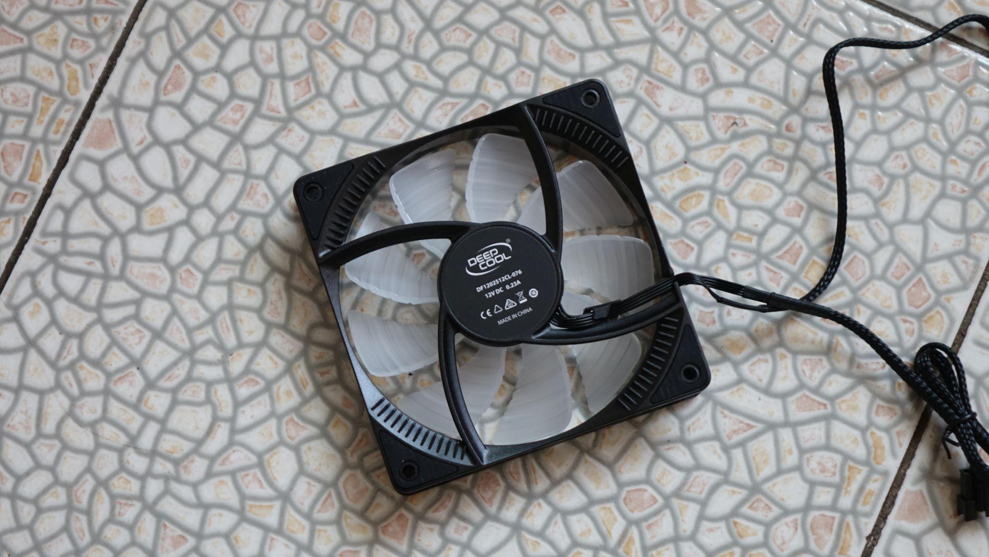 Deepcool GAMMAXX GT вентилятор
