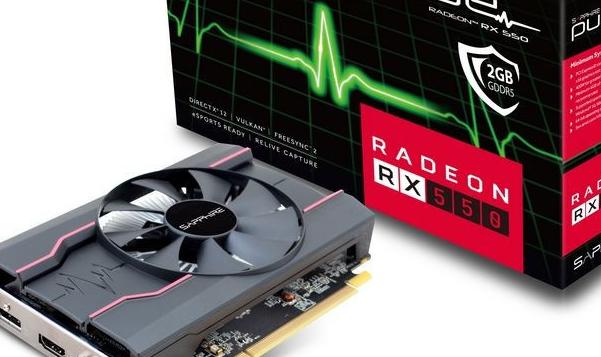 rx 550