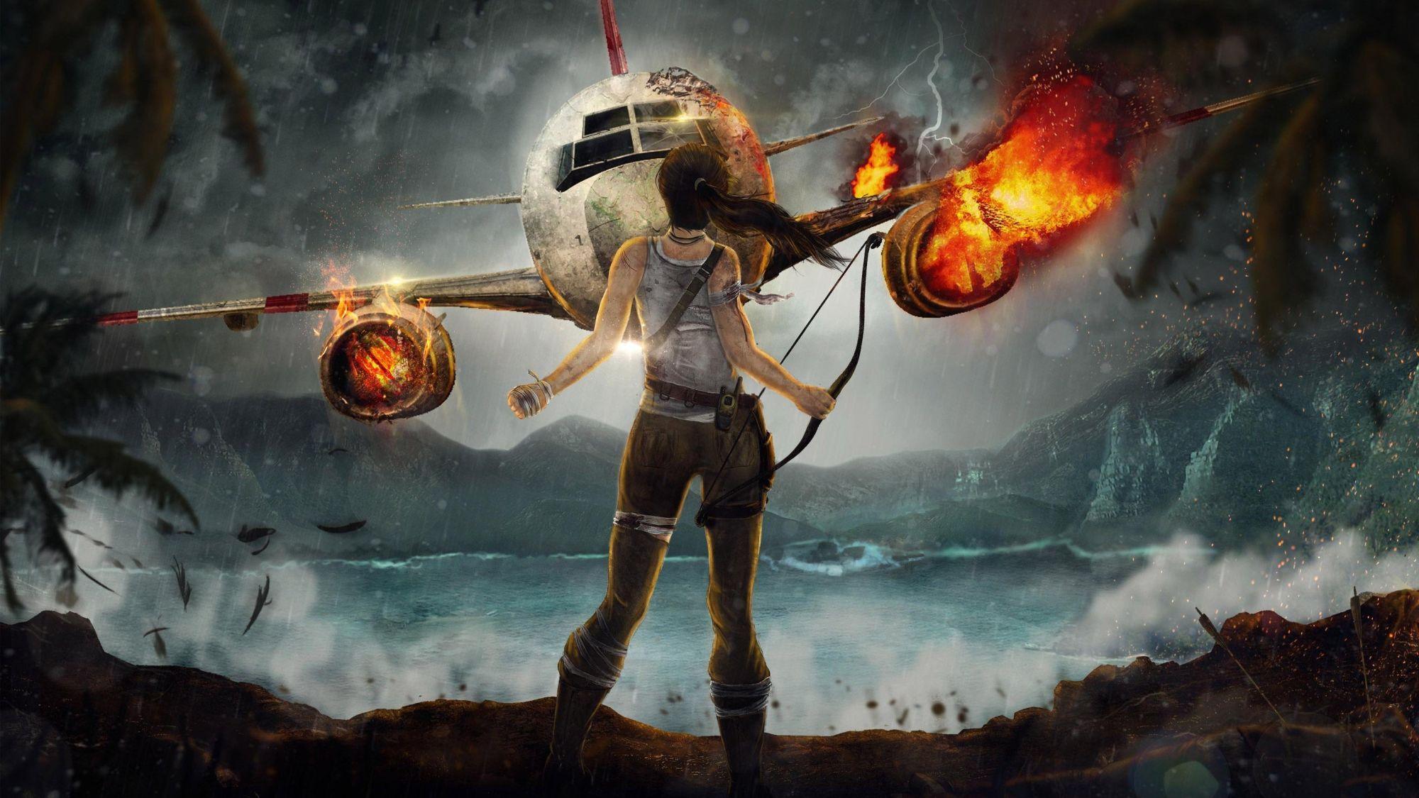 2880x1620_lara-croft-looking-at-the-burning-plane-tomb-raider