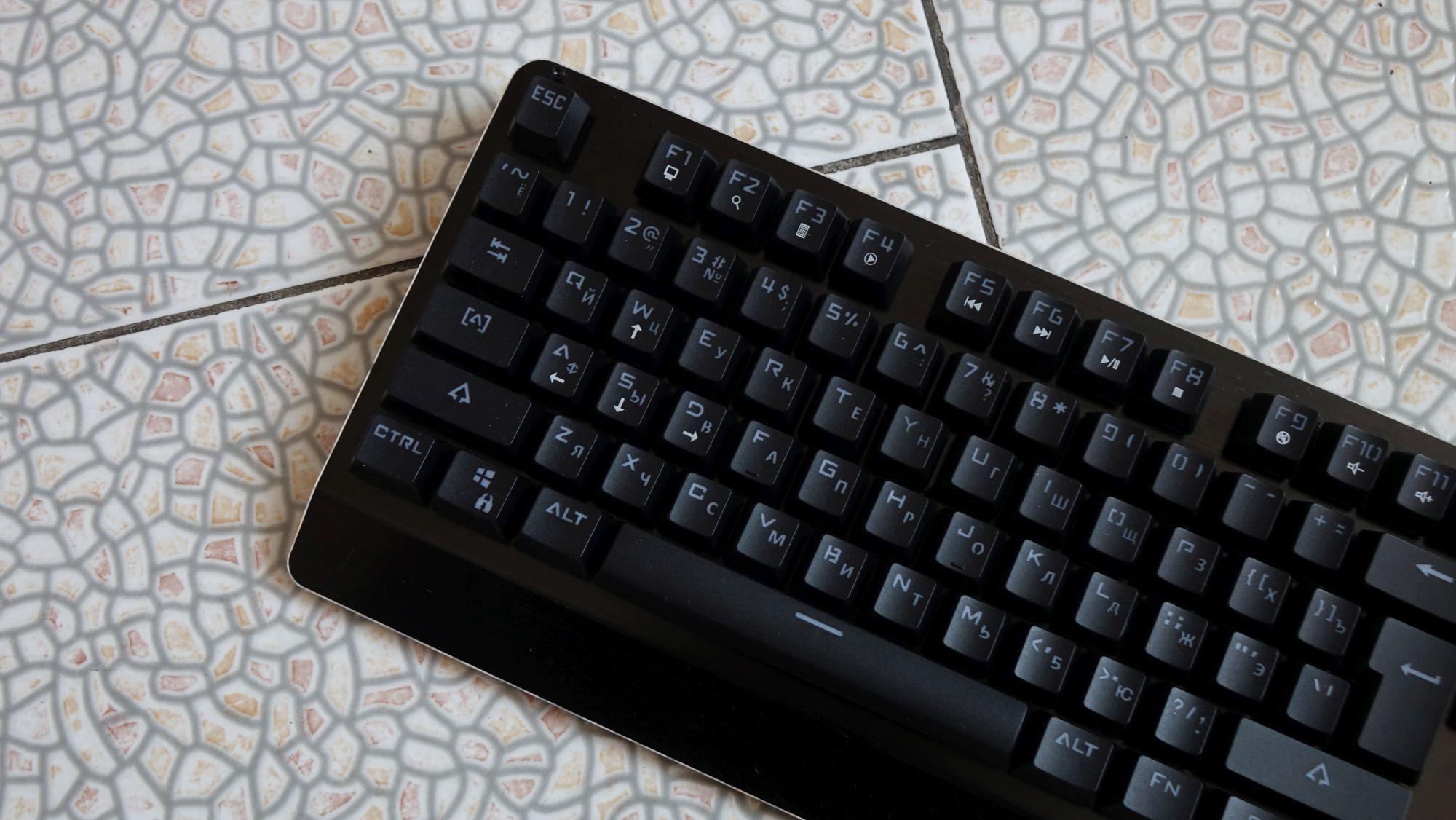 SVEN KB-G9700 кнопки