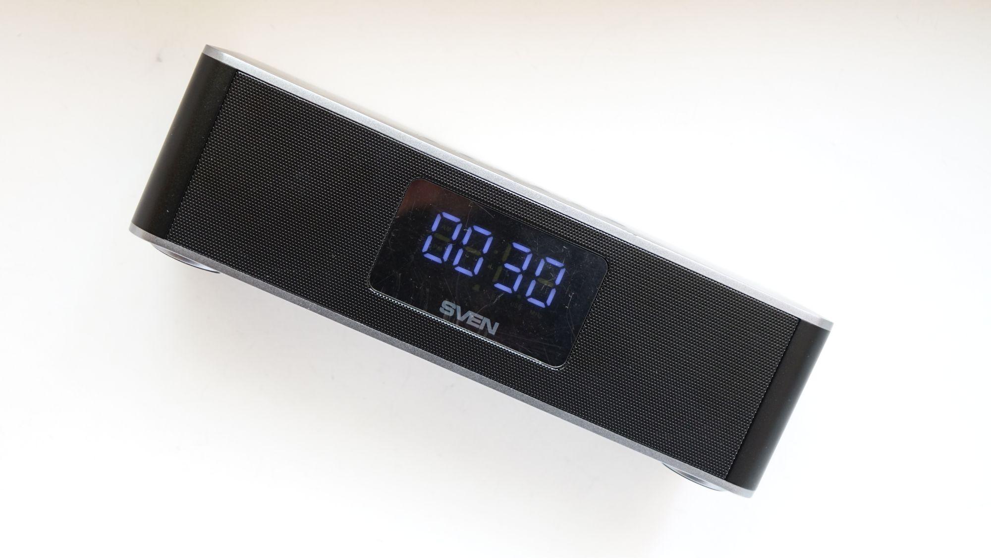 SVEN PS-190 часы