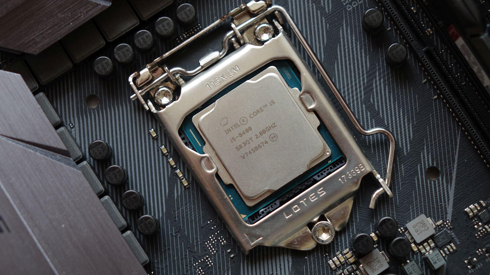 intel 8400