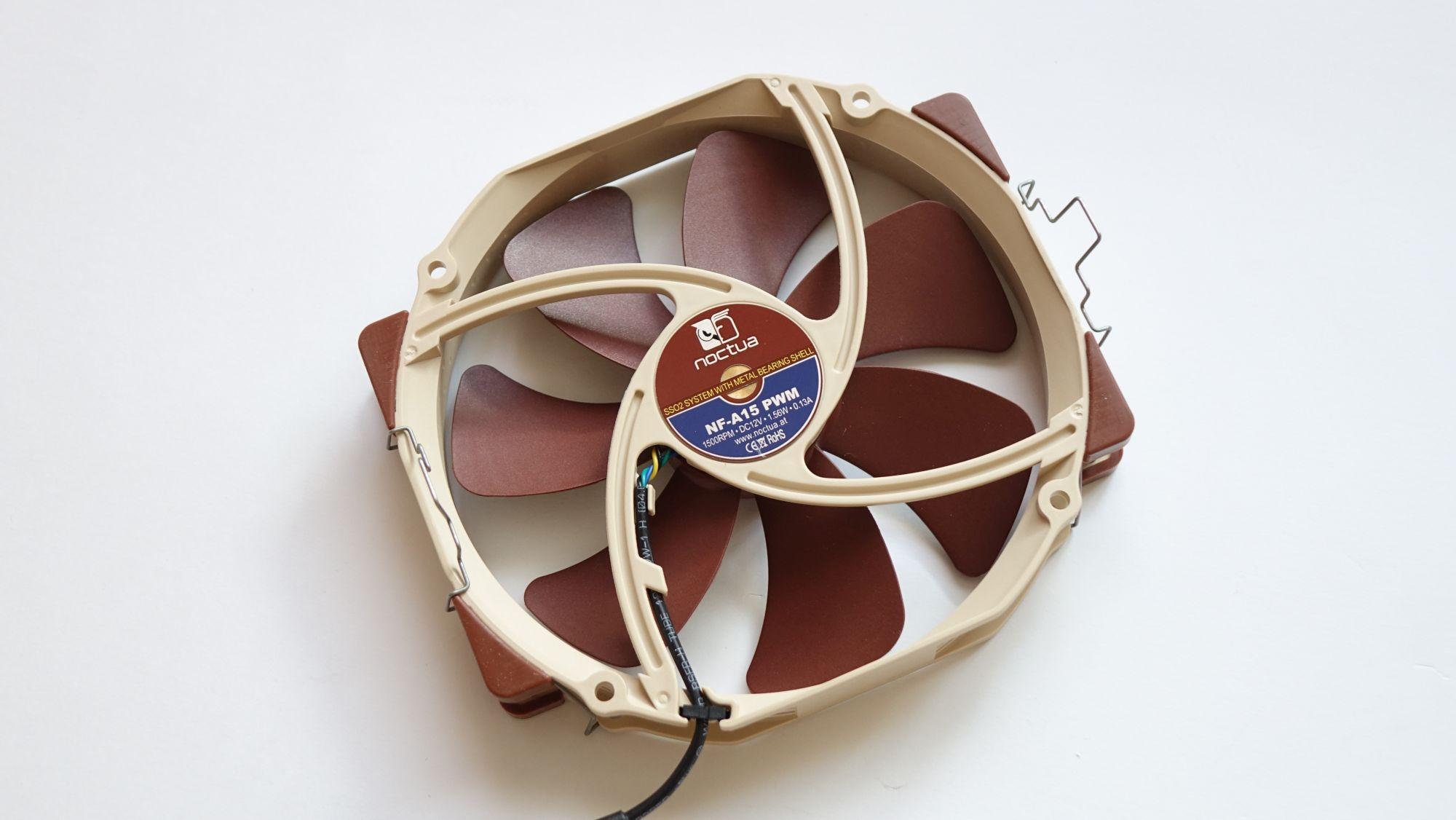 Noctua NH-U14S TR4-SP3 вентилятор