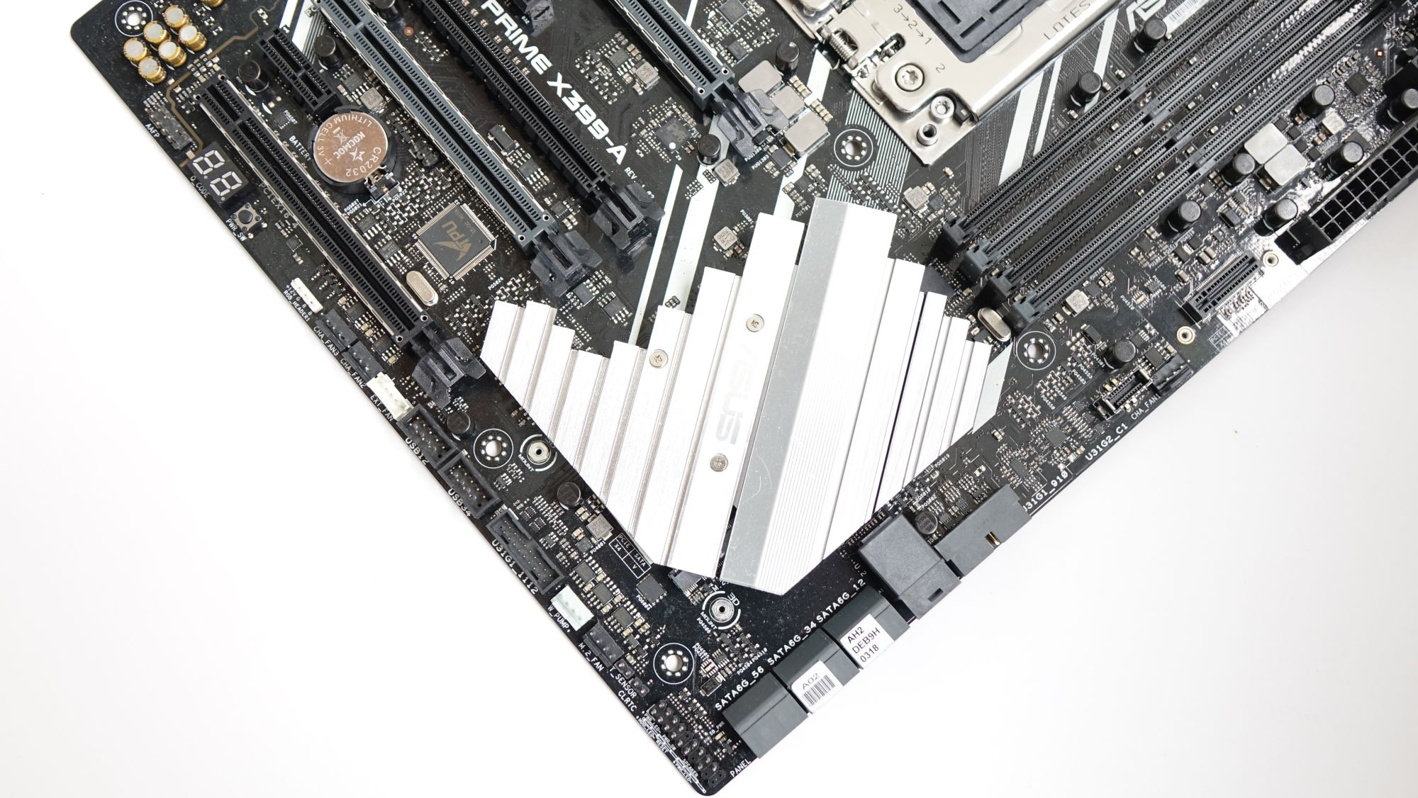 ASUS Prime X399-A chipset