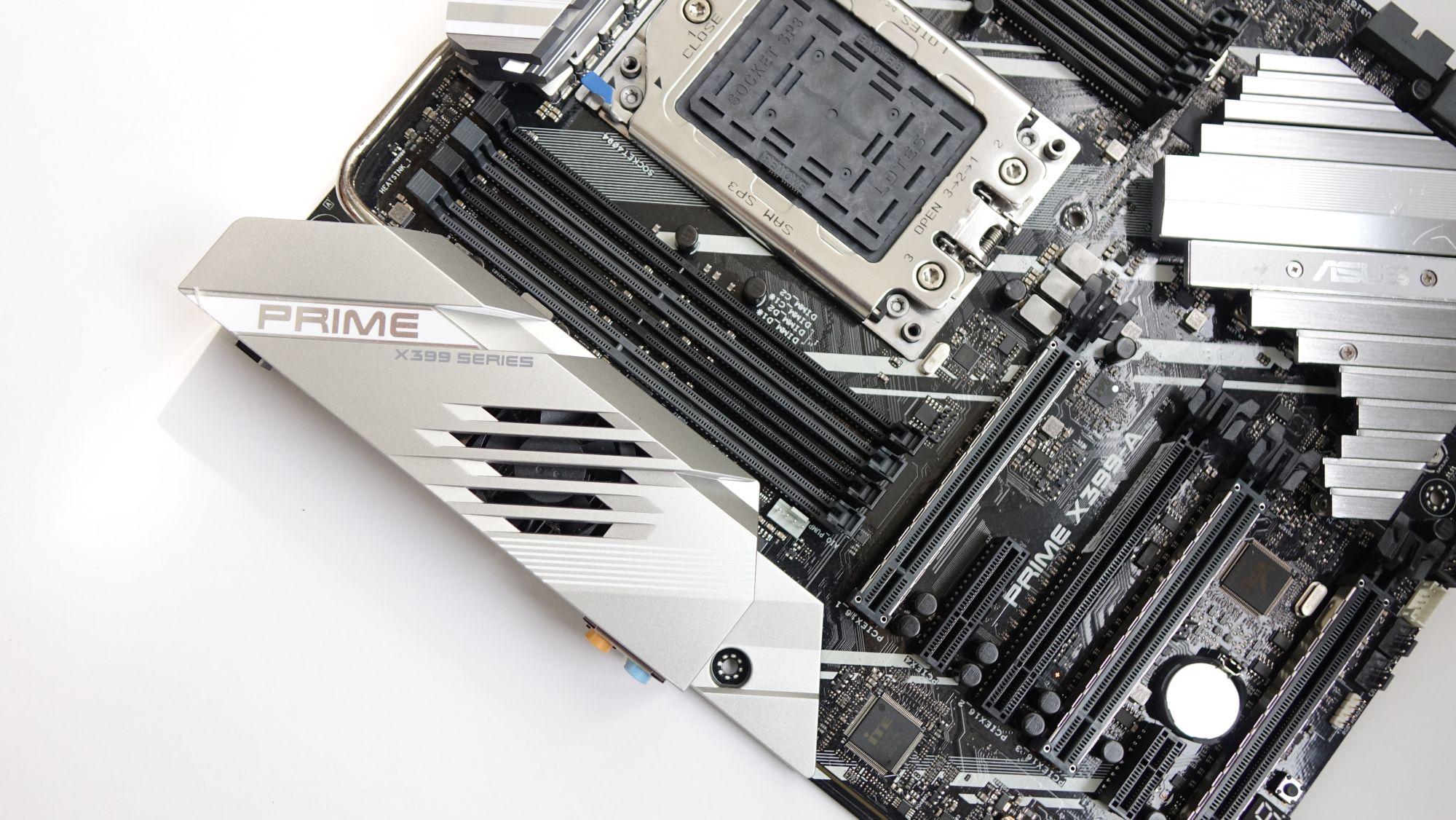 ASUS Prime X399-A dimm