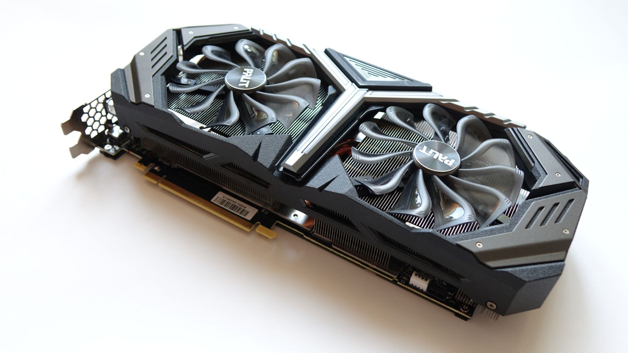 Palit GeForce RTX 2080 GameRock Premium