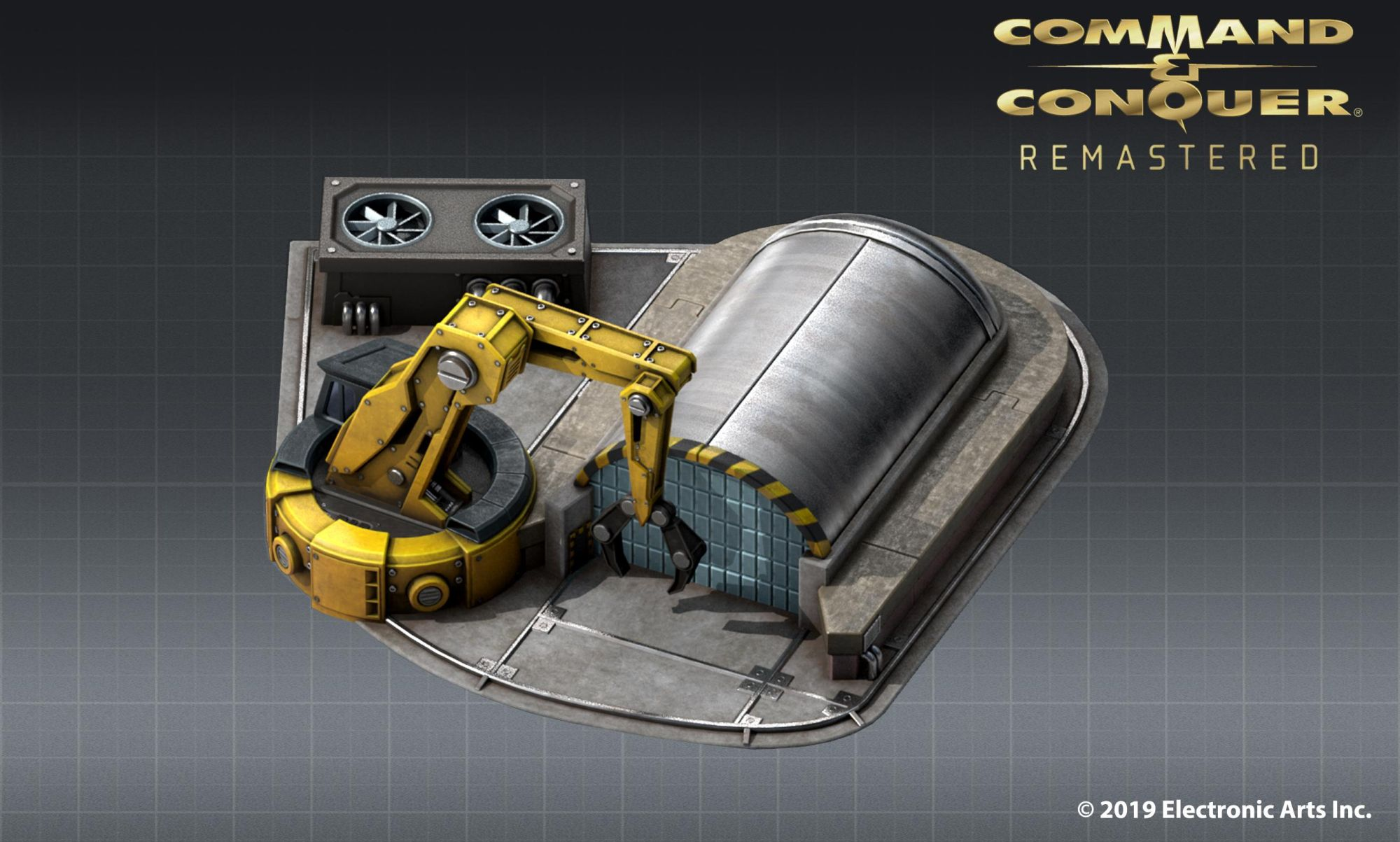 Command conquer remastered itndaily for Budet construction