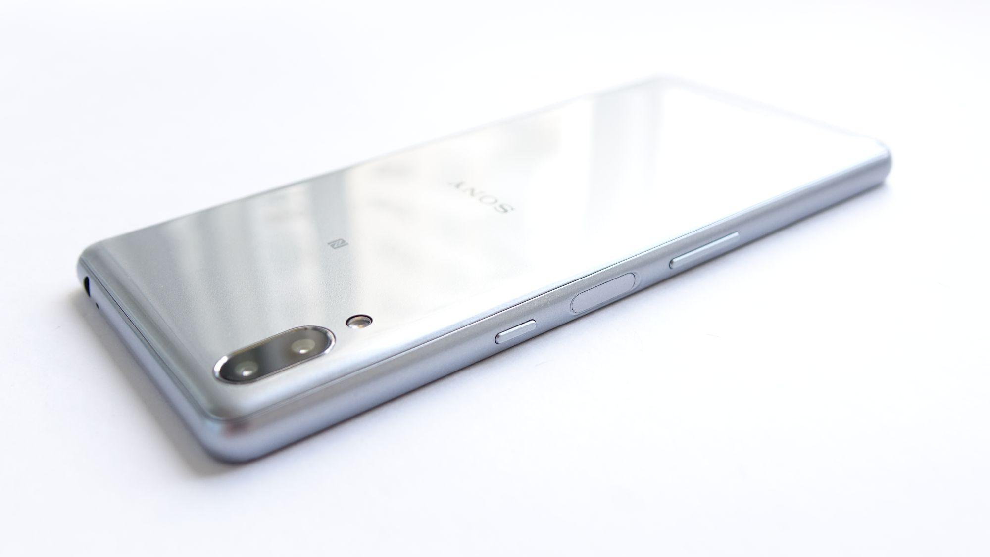 Sony Xperia L3 отпечаток