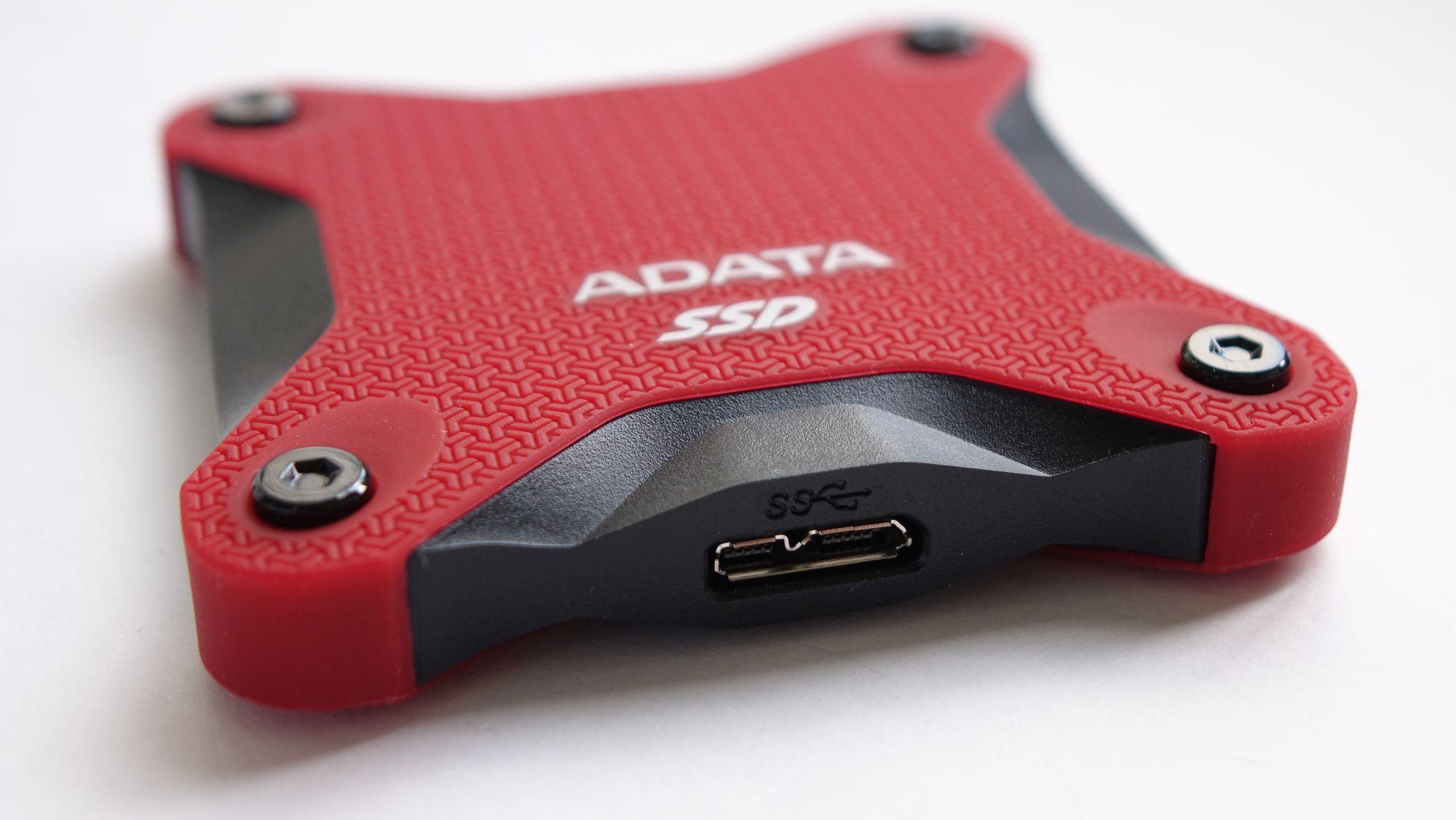 ADATA SD600Q разъем
