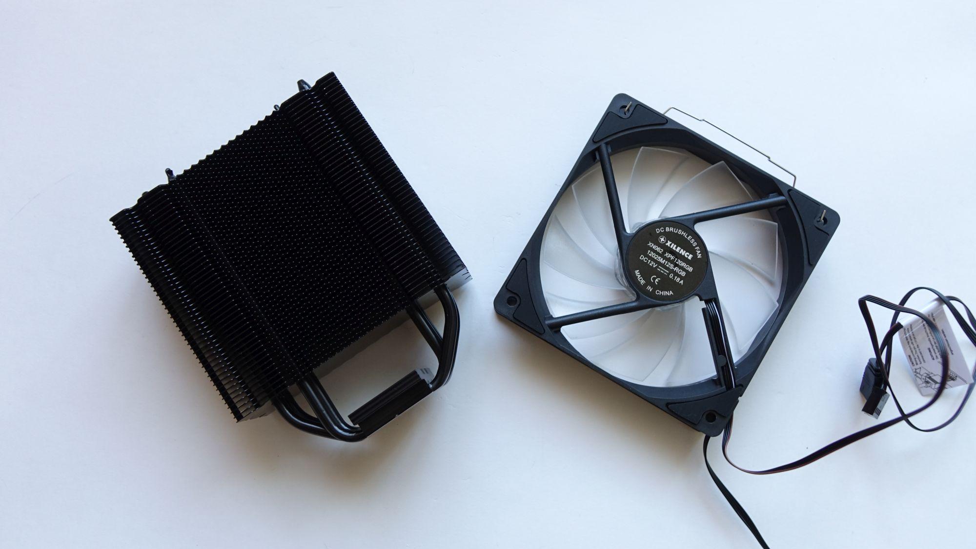 Xilence M704RGB/XC054 вентилятор