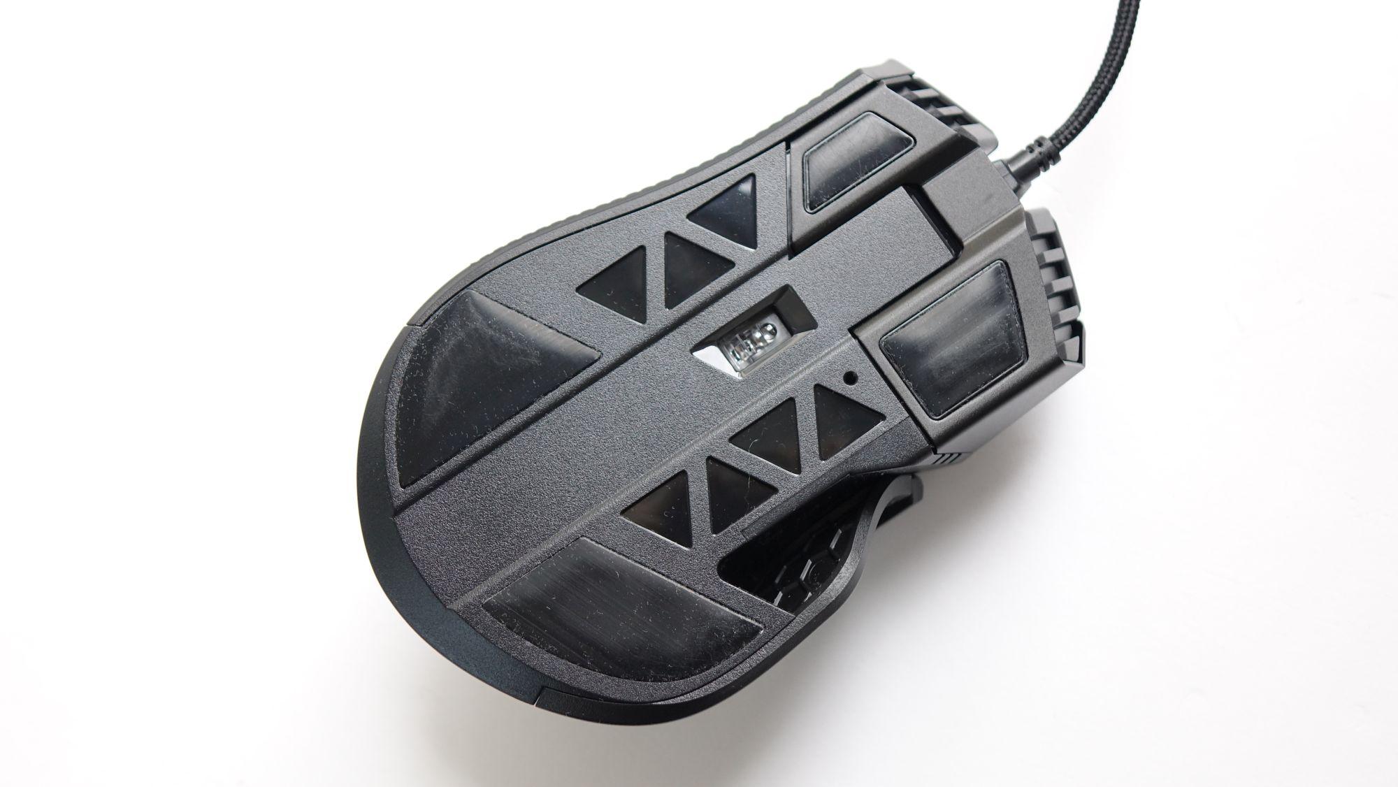 Corsair Ironclaw RGB сенсор