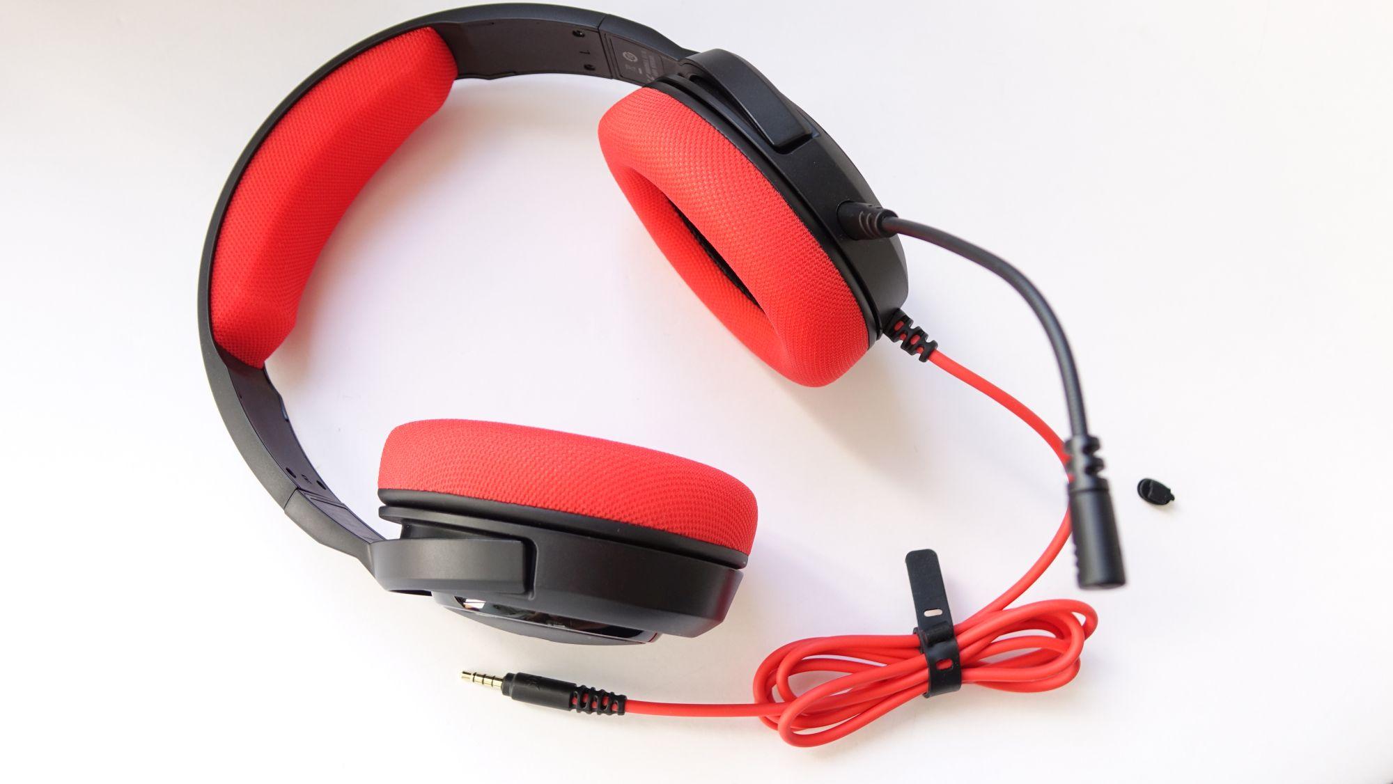 Corsair HS35 Stereo с микрофоном