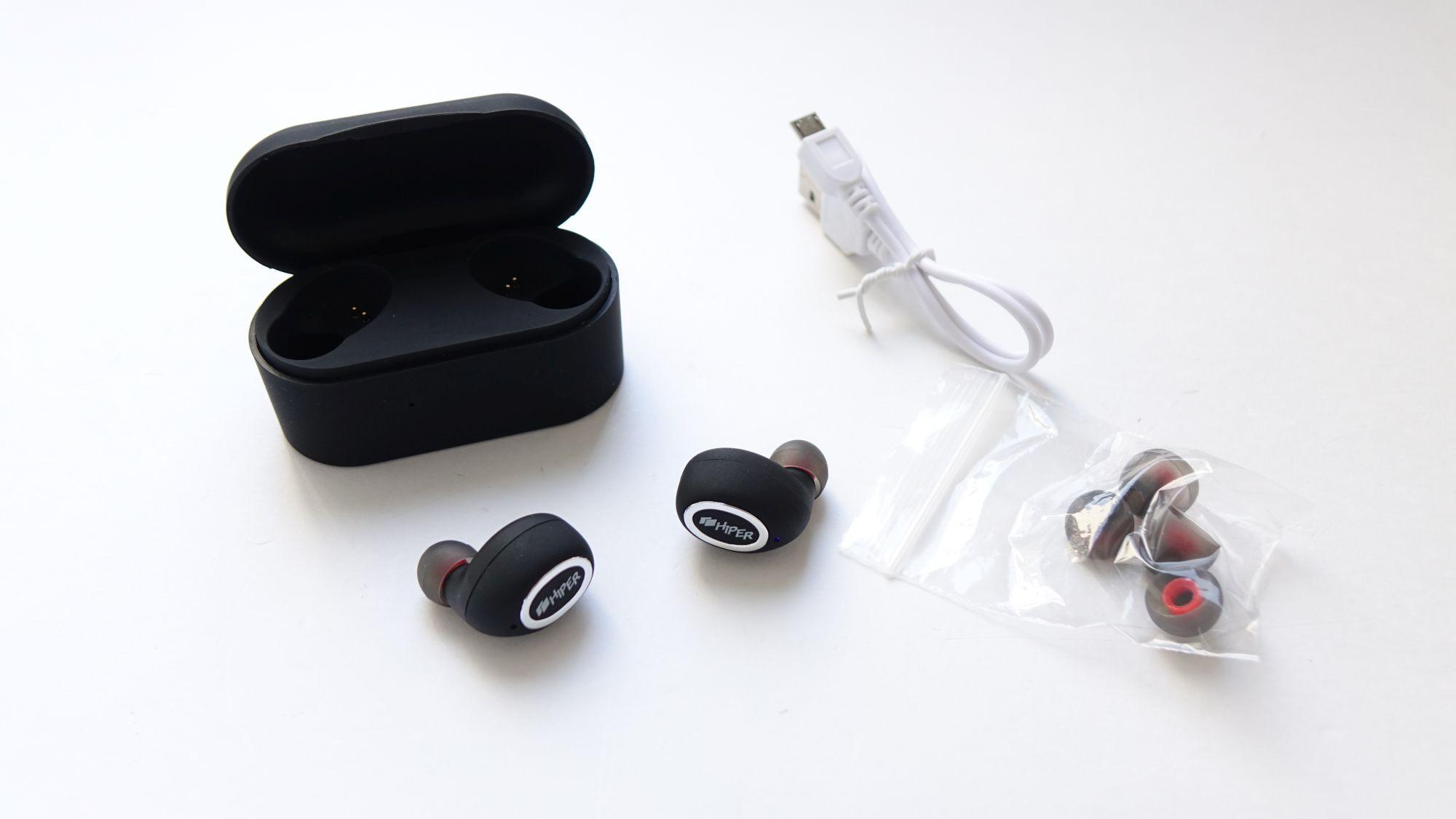 Hiper TWS Smart 2 комплектация