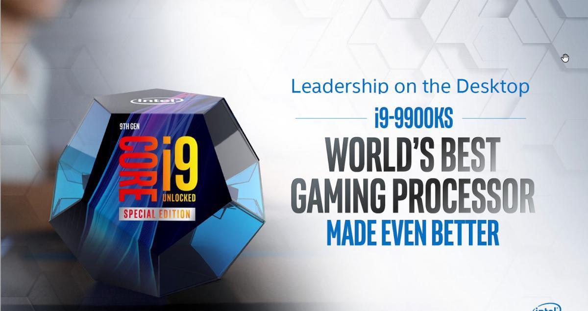 Intel Core i9-9900KS появится на рынке в октябре — itndaily