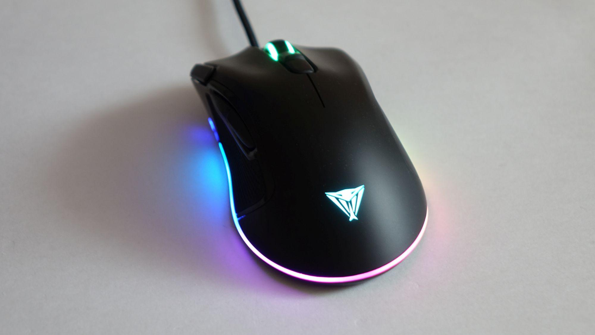 Viper V551 RGB подсветка